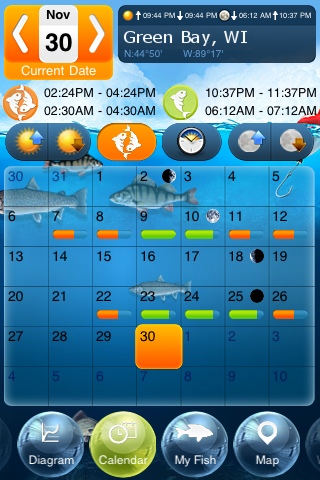 App fishing deluxe for iphone for Best fishing apps