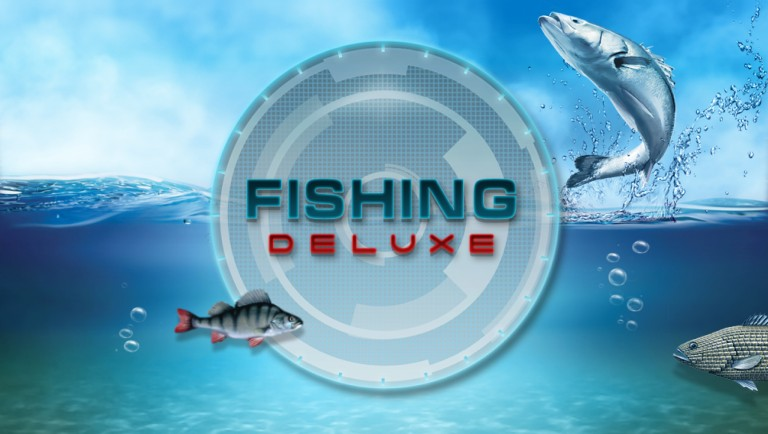 Fishing deluxe promo